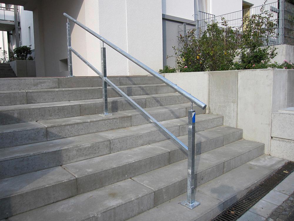 Treppe ohne datum